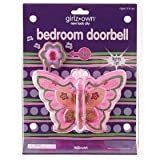 Toysmith Room Doorbell, Butterfly