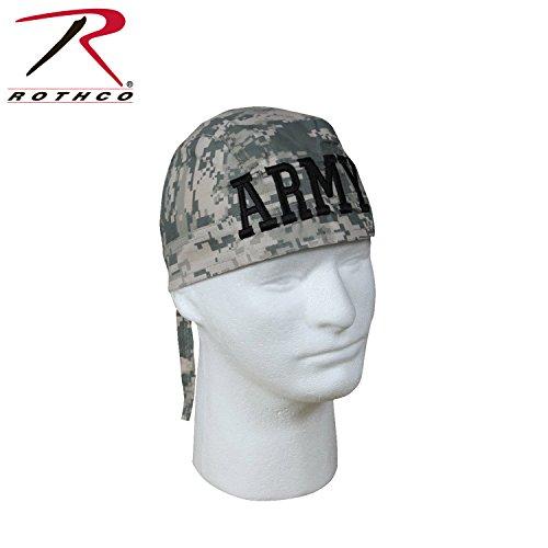 (Rothco Army Headwrap, ACU Digital)