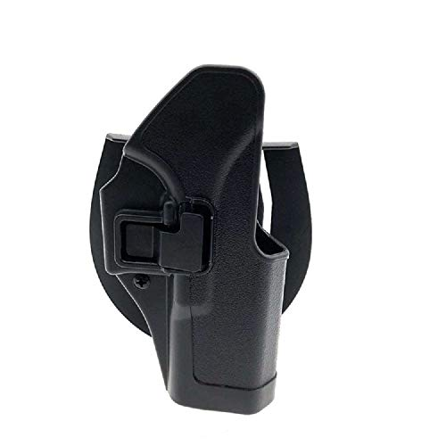Dig dog bone 1911 M92 P226 Waist Quick Pull Holster (Color : Black, Shape : ()