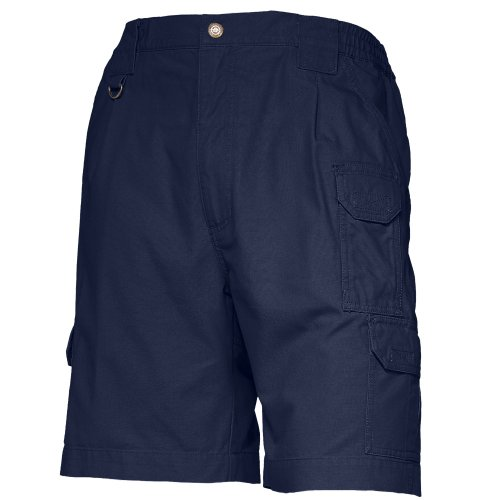 5.11 Tactical #73285 Men's Cotton Shorts (Fire Navy, 36)