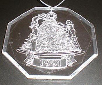 Amazon.com: 1991 Lifesavers Acrylic Christmas Ornament Decorating ...