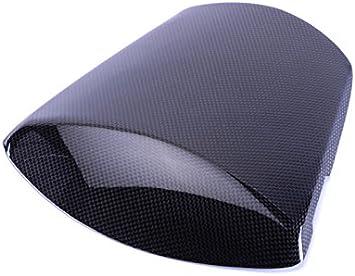 Bestem CBSU-75011-HSD Black Carbon Fiber Heat Shield Cover for Suzuki GSXR 600 750 2011-2013