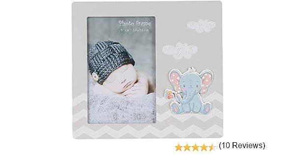 DISOK - Portafotos de Madera Elefante. Porta Fotos bautizos ...