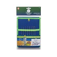"Boye Crochet Dude Steel Crochet Hook Set by ""Simplicity Creative Group, Inc"""