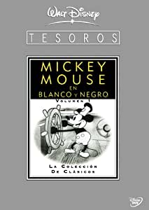 Tesoros Disney: Mickey Mouse En Blanco Y Negro - Volumen 1 [DVD]