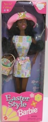 Barbie Easter Style A.A.