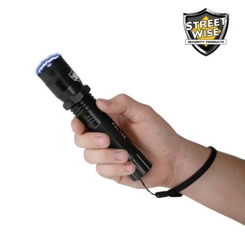 Amazon com : StreetWise Police Force 5 Million Volt Rechargeable