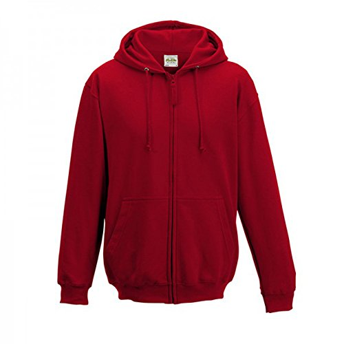 Zoodie Para Fire Awdis Red Capucha Hombre dSn6qWC1