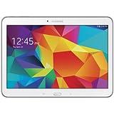 "Samsung Galaxy Tab 4 10.1- Tablet de 10.1"" (4G + GPRS + HSDPA + HSUPA + WiFi + Bluetooh 4.0 A2DP, 16 GB, 1.5 GB RAM, Android 4.4 KitKat), Blanco [Importado]"