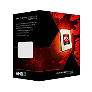 AMD FX-8120 8-Core Black Edition Processor Socket AM3+ - FD8120FRGUBOX