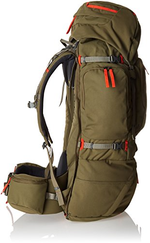 Olive Wolfskin Burnt King Unisex 85 Hobo Pack Jack 8g70FF