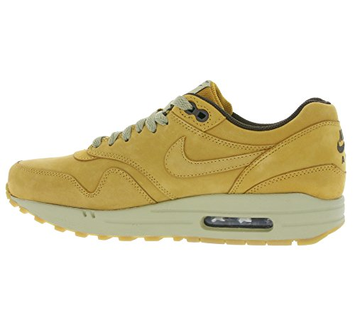 Nike Air Max 1 LTR Premium - 705282-005 - US Size Bronze, Bronze-baroque Brown