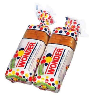 Wonder Bread Family Loaf Pack of two