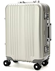 Enkloze Blade X Aluminum Carry-On 21 - 4 Wheel Spinner 100% Aluminum TSA Approved