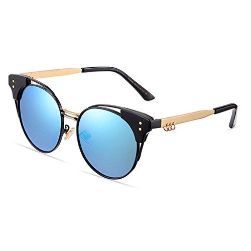 X666 sol Gafas conducción de B Gafas Personalidad Que sol Gafas C de Color polarizadas conducen B5AxqP