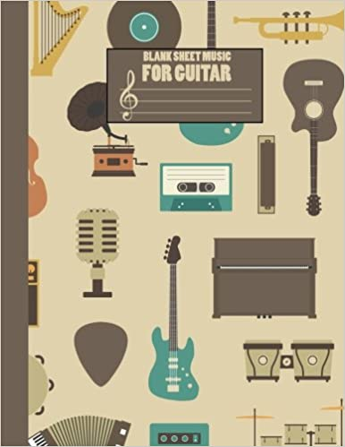 {{WORK{{ Blank Music Sheet For Guitar : 8.5 By 11(Large Print) - 104 Pages Manuscript Paper - With Chord Boxes, TAB, Lyric Line Ans Staff Volume.1: Blank Sheet Music (Guitar Tab Notebook). stock multitud Woods latest trata exceed Distrito