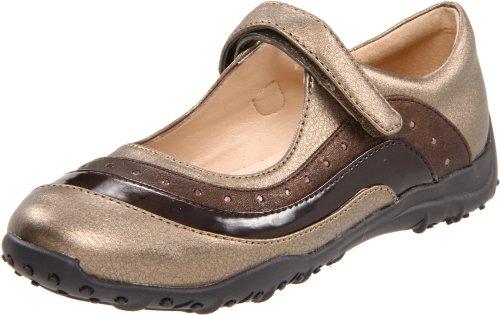 Nina Dodie Mary Jane Sneaker (Little Kid/Big Kid),Fudge/Bronze,13.5 M US Little Kid