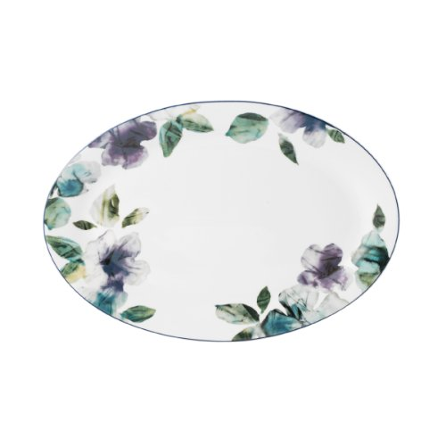 m 14-Inch Oval Platter ()