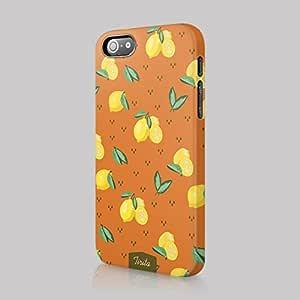Tirita duro plástico teléfono móvil funda Trendy Fashion Cute diseño frutas verduras