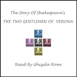 Shakespeare's The Two Gentlemen Of Verona Audiobook