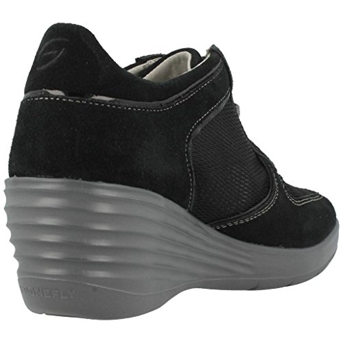 Calzado deportivo para mujer, color Negro , marca STONEFLY, modelo Calzado Deportivo Para Mujer STONEFLY EBONY 2 Negro Negro