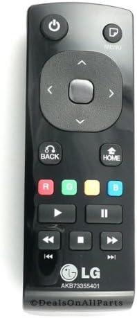 LG ST600 mando a distancia original para Smart TV: Amazon.es: Electrónica
