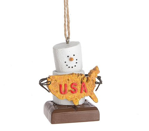 2017 S'mores Original USA Ornament