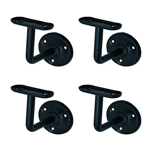 - Adonai Hardware Medium MS Handrail Bracket(Supplied as a Pack of Four Pieces)