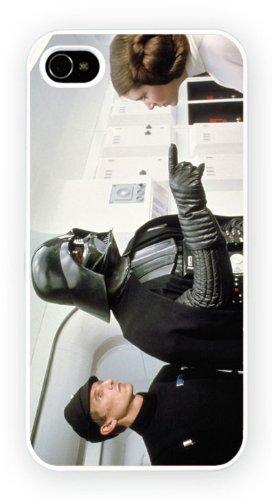 Star Wars: Episode IV - A New Hope - Darth Vader Leia, iPhone 5 5S, Etui de téléphone mobile - encre brillant impression