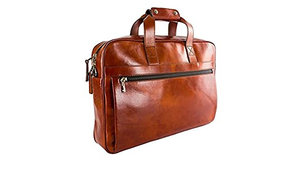 e3a78116d Amazon.com | Bosca Old Leather Single Gusset Stringer Bag (Amber) |  Briefcases