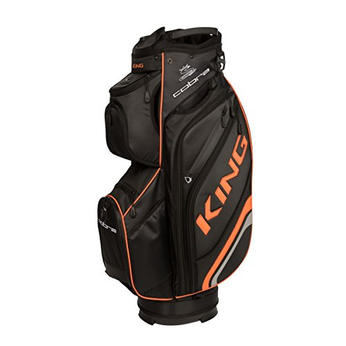 Cobra Golf 2017 KING CART BLK