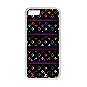 KORSE LV Louis Vuitton design fashion cell phone case for iPhone 5C