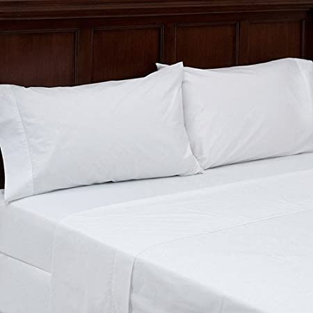 100/% Cotton Soft Queen, Off White Luxurious 600 Thread-count Raphael Rozen COMINHKR071555 Comfortable Breathable