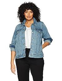 Levi's Womens Original Trucker Jacket Denim Jacket