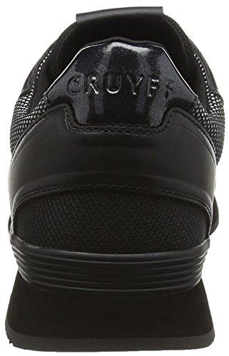 Cruyff Men Tech Rapid - Zapatillas para Hombre Negro