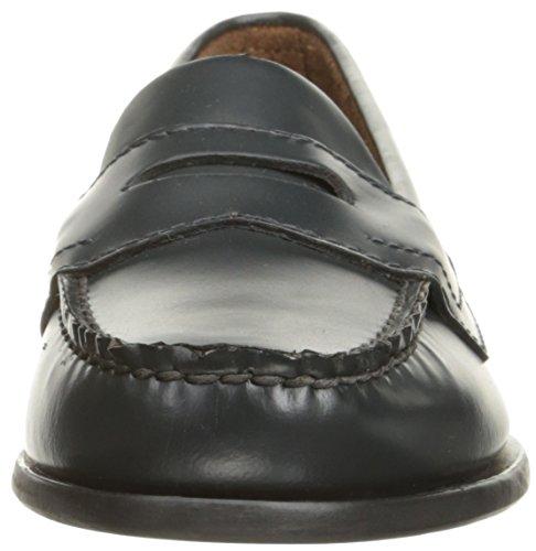 Eastland Classic II, Damen Mokassins Black Leather 42 EU M Damen Dunkelblau
