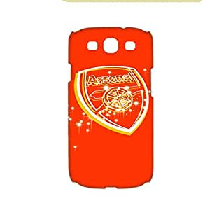 Generic Quilted Back Phone Case For Kid Printing With Arsenal For Samsung Galaxy S3 Full Body Choose Design 1-3