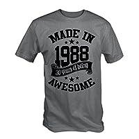 6TN Fabriqué en 1988 30 Ans of Being Excellent T Shirt