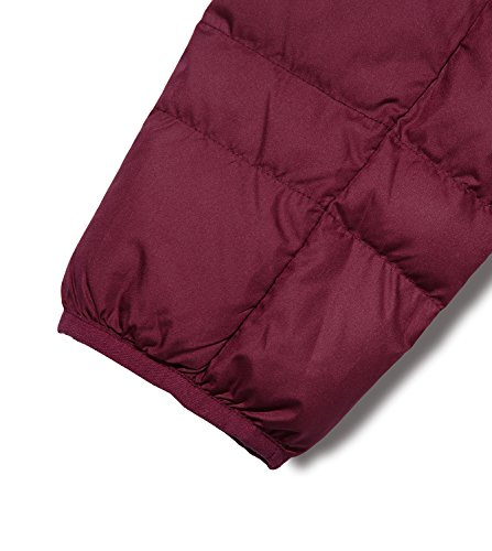 LAPASA Women's Water-Repellant Down Jacket (550 Feathers), Zipper + Interior Pockets, Lighteweight, Packable, Slim-Fit L18 by LAPASA (Image #4)