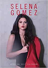 Selena Gomez Official 2017 A3 Calendar: Amazon.es: Danilo