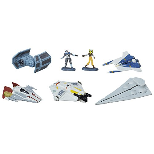 Star Wars Micro Machines - Star Wars Micro Machines Mandalorian Melee (Star Wars: Rebels) Pack