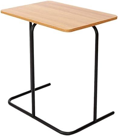 et métal en Acier Bois d'appoint Xyanzi Table Structure ZOkuPiXT