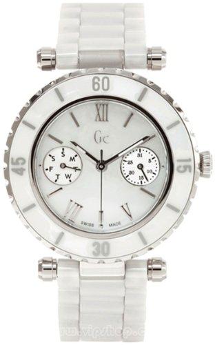 GUESS DIVER White Ceramic Timepiece