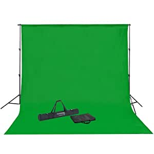 Square Perfect 3065 Sp5000 Professional Quality Background Stand for Chromakey Green Screen and Backdrop