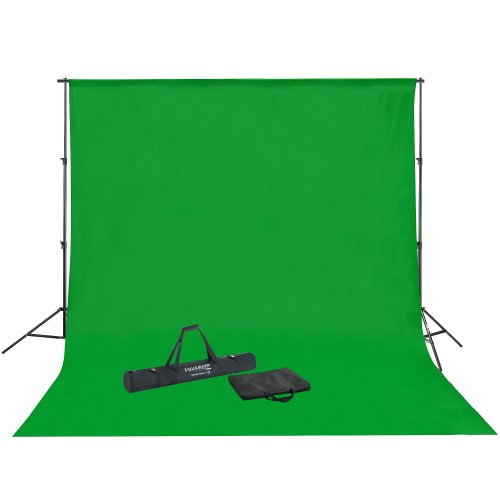 - 3065 Square Perfect SP5000 Professional Quality Background Stand For Chromakey Green Screen And Backdrop