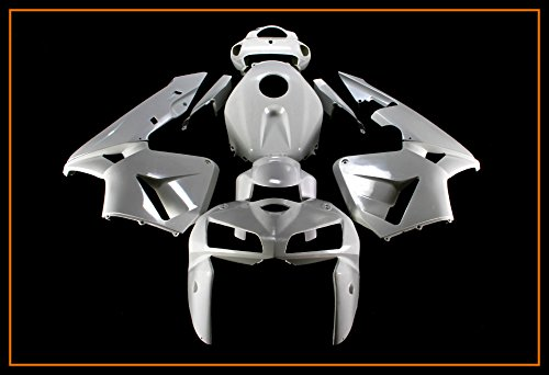 - Protek Unpainted ABS Plastic Injection Mold Full Fairings Set Bodywork Cowl for 2005 2006 Honda CBR600RR CBR 600RR