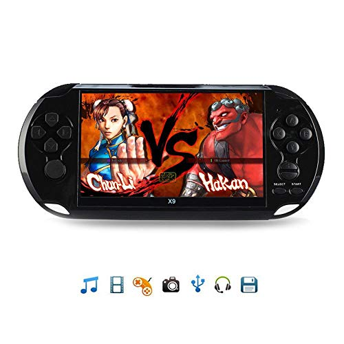 Leegoal Handheld Game Console, 5.1