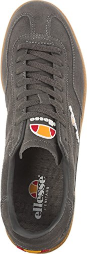Mocassini Calcio Charcoal SHFW0357 Ellesse it Gum Gum Charcoal Cupsole YH0Fvd