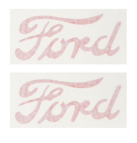 DECAL SET Ford 8N 8-N Tractor 1950 to 1952