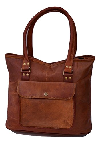 Vintage Leather Handbags - 7